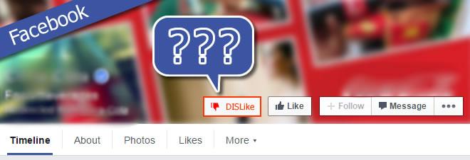 Έρχεται Dislike Button στο Facebook;