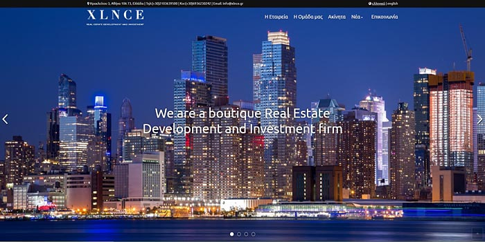 XLNCE - Real Estate Development & Investment